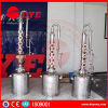 Destilería Brandy Gin Vodka Alcohol Copper Still Equipment para Sale
