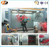 Cabina de la capa del polvo de Openning del precio de fábrica