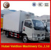 Van Truck di DFAC 4X2 Small Refrigerated
