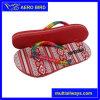 Caliente del estilo de señora PE del flip-flop del deslizador de zapatos para mujeres