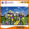 Cour de jeu en plastique de ventes chaudes pour les enfants (VS2-6066A)