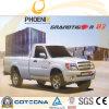 Bestelwagen van de Cabine van Baic Beiqi van de lage Prijs de Enige met Dieselmotor Isuzu