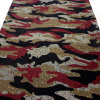 Ultimo Print Fashion Fabric per Garment