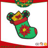 Dos presentes por atacado pequenos do Natal do projeto ímãs de borracha macios personalizados livres do refrigerador (RC-CR05)