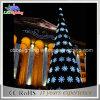 De hoogste Kwaliteit paste de Openlucht ReuzeBoom van de Decoratie van Kerstmis aan