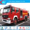 Sinotruck 6X4 Water 또는 Foam Fire Fighting Truck (CLW1258)