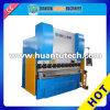 Freio hidráulico da imprensa da placa de aço do CNC de We67k