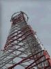 4 Legged Toren van het Staal van de Telecommunicatie voor het Gebied van Afrika