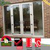 Giardino UPVC Doors francese con Side Panels Ropo2031
