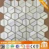Vidrio cristalino de la decoración de azulejos de mosaico (G815013)