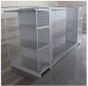 Hohes Quailty Supermarket Shelf Display Cabinet mit Good Price