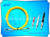 Fibra óptica Patchcord de DIN/PC-DIN/PC Siglemode