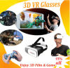 Open Sexy Videoのための工場Price 3D Virtual Reality Glasses