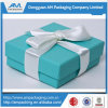 Boîte en carton de cadeau de papier fait main de Dongguan