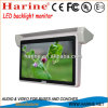 tevê do diodo emissor de luz do carro do monitor de 18.5inch TFT LCD
