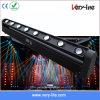 Hete Verkoop! ! 8*10W RGBW LED Bar Beam Moving Head Lighting