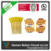 Tarjeta de circuitos impresos flexible de múltiples capas, FPC