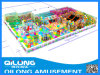 Kind-Spielplatz-Innengerät stellt ein (QL-150508G)