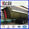 Tri форма Axle u 80 тонн фронта подъема задего сброса трейлер Semi