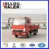 HOWO 4X2 carro del carro del cargo del carro ligero de 6 toneladas pequeño