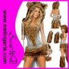 Fox adulto Animal Costume de Woman para o carnaval
