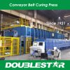 Pressen für Stahlnetzkabelriemen und Textilförderbänder