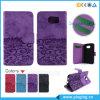 Cubierta de cuero del tirón del caso para la nota 7/6/5/4/3 de la galaxia de Samsung