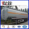 трейлер тележки топливозаправщика трейлера/петролеума топливозаправщика топлива алюминиевого сплава 50cbm