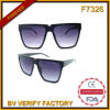 F7326 neufs Unsex le grand bâti Sunglasse