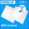 620*620 48W 100lm/W WiFi制御LEDパネル