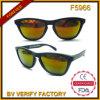 Óculos de sol espelhados relativos à promoção com seu próprio logotipo (F5966)