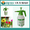 1/1.5/2liter Garten Pressure Sprayer Can mit Safe Valve