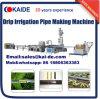 Bande plate intégrée d'irrigation par égouttement d'agriculture de PE de la Chine Kaide faisant usiner de chaîne/extrusion de production d'irrigation par égouttement de machine//centrale/matériel à vendre