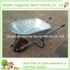 Austrália que constrói o Wheelbarrow de aço quadrado resistente do punho (WB8601)