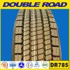 Neumático radial 275/70r22.5 (DR785) del carro de China 2015