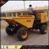1-10ton de Kipwagen articuleerde de Hydraulische MiniKipwagen van de Vrachtwagen 2 Ton