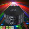 Свет диско света светлого этапа влияния супер цвета СИД волшебный (QC-LE012)