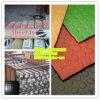 Münzen-Muster-Gummibodenbelag, Gummigymnastik-Bodenbelag