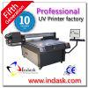 Impressora Flatbed UV da impressora UV pequena do diodo emissor de luz/impressora de Ricoh Gen5