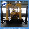 Plates-formes de forage de puits d'eau de chenille du constructeur 230m petites (HWD-230)