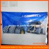 PVC рекламируя знамя гибкого трубопровода напольное
