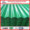 Farbe Coated Corrugated Roofing Sheet für Construction