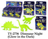 Dinosauro Night Glow in The Dark Toy