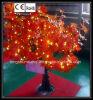 Luz pequena da decoração da árvore de bordo do diodo emissor de luz