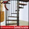 Disegno della scala a spirale dell'acciaio inossidabile (DD123)