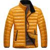 Os homens acolchoados aquecem a roupa do inverno do revestimento dos homens