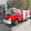 De Chinees Vrachtwagens van de Brandbestrijding van de Tank van het Water HOWO 4X2