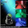 Vangaa Mini Moving Head LED Bar Light 4in1 RGB 7PCS 10W Lamps (vg-LM710D)