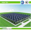 Bride solaire plongée chaude de support au sol de Gavanized pour le système de picovolte