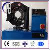 Máquina que prensa del manguito con la herramienta transformista